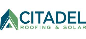 Citadel roofing and solar logo